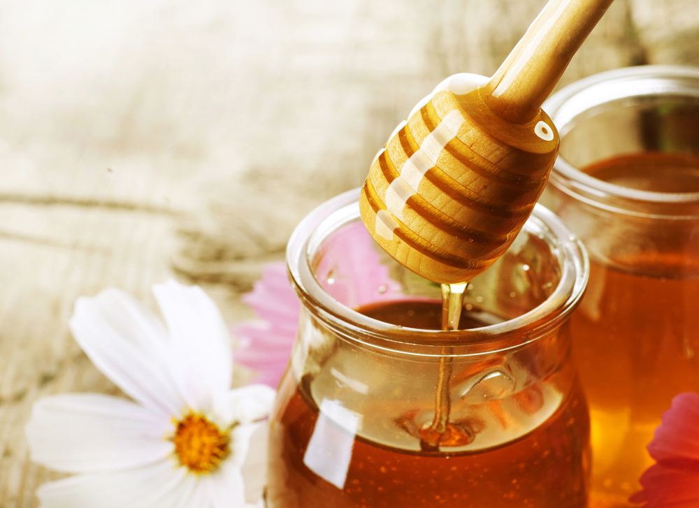 Free Wooden Honey Dipper