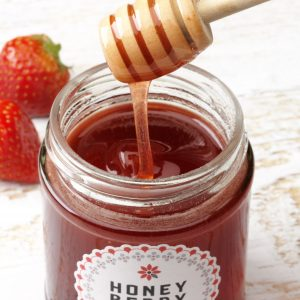 strawberry drizzle